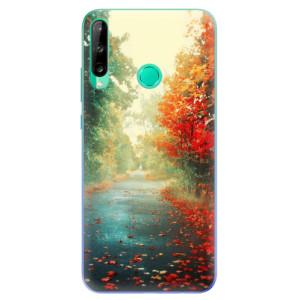 Odolné silikonové pouzdro iSaprio - Autumn 03 na mobil Huawei P40 Lite E