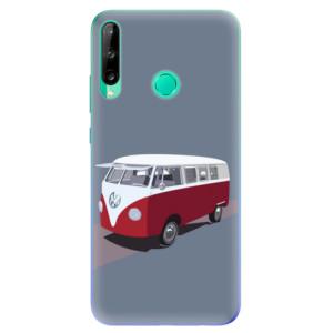 Odolné silikonové pouzdro iSaprio - VW Bus na mobil Huawei P40 Lite E