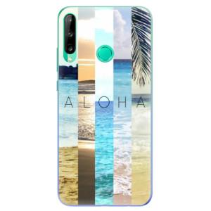 Odolné silikonové pouzdro iSaprio - Aloha 02 na mobil Huawei P40 Lite E