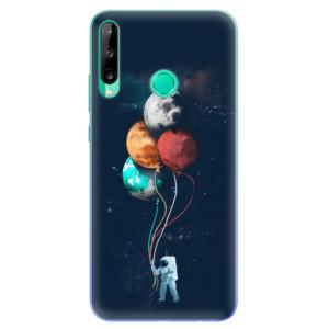 Odolné silikonové pouzdro iSaprio - Balloons 02 na mobil Huawei P40 Lite E