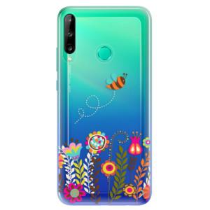 Odolné silikonové pouzdro iSaprio - Bee 01 na mobil Huawei P40 Lite E