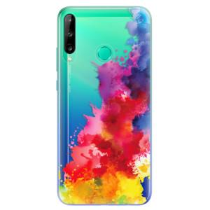 Odolné silikonové pouzdro iSaprio - Color Splash 01 na mobil Huawei P40 Lite E