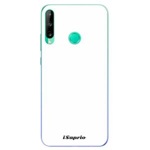 Odolné silikonové pouzdro iSaprio - 4Pure - bílé na mobil Huawei P40 Lite E