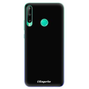Odolné silikonové pouzdro iSaprio - 4Pure - černé na mobil Huawei P40 Lite E