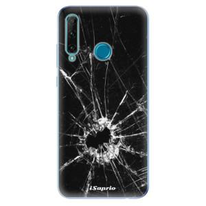 Odolné silikonové pouzdro iSaprio - Broken Glass 10 na mobil Honor 20e / Honor 20 Lite