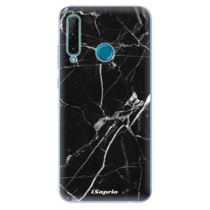 Odolné silikonové pouzdro iSaprio - Black Marble 18 na mobil Honor 20e / Honor 20 Lite