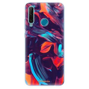 Odolné silikonové pouzdro iSaprio - Color Marble 19 na mobil Honor 20e / Honor 20 Lite