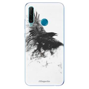 Odolné silikonové pouzdro iSaprio - Dark Bird 01 na mobil Honor 20e / Honor 20 Lite