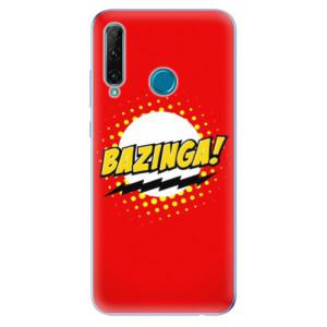 Odolné silikonové pouzdro iSaprio - Bazinga 01 na mobil Honor 20e / Honor 20 Lite