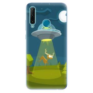 Odolné silikonové pouzdro iSaprio - Alien 01 na mobil Honor 20e / Honor 20 Lite