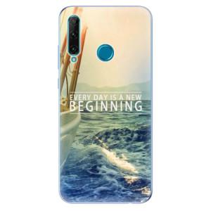 Odolné silikonové pouzdro iSaprio - Beginning na mobil Honor 20e / Honor 20 Lite