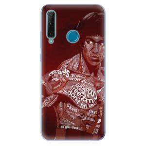 Odolné silikonové pouzdro iSaprio - Bruce Lee na mobil Honor 20e / Honor 20 Lite