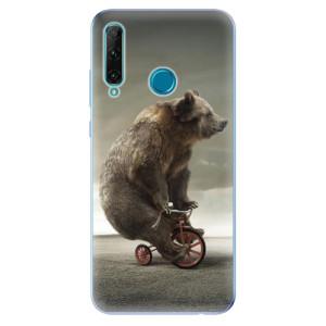 Odolné silikonové pouzdro iSaprio - Bear 01 na mobil Honor 20e / Honor 20 Lite