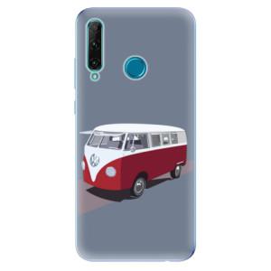 Odolné silikonové pouzdro iSaprio - VW Bus na mobil Honor 20e / Honor 20 Lite