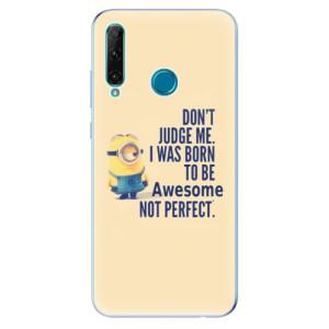 Odolné silikonové pouzdro iSaprio - Be Awesome na mobil Honor 20e / Honor 20 Lite