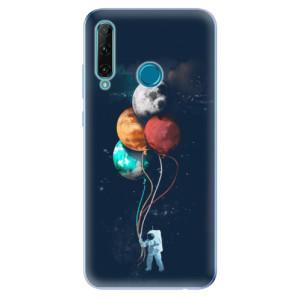 Odolné silikonové pouzdro iSaprio - Balloons 02 na mobil Honor 20e / Honor 20 Lite