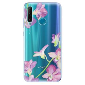 Odolné silikonové pouzdro iSaprio - Purple Orchid na mobil Honor 20e / Honor 20 Lite - poslední kousek za tuto cenu
