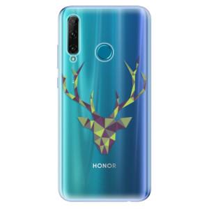 Odolné silikonové pouzdro iSaprio - Deer Green na mobil Honor 20e / Honor 20 Lite