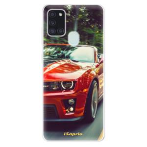 Odolné silikonové pouzdro iSaprio - Chevrolet 02 na mobil Samsung Galaxy A21s