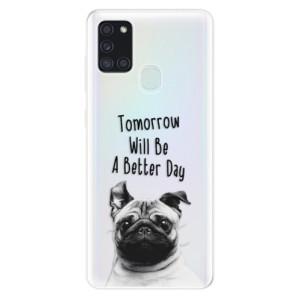 Odolné silikonové pouzdro iSaprio - Better Day 01 na mobil Samsung Galaxy A21s