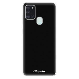 Odolné silikonové pouzdro iSaprio - 4Pure - černé na mobil Samsung Galaxy A21s