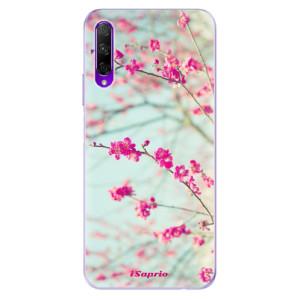 Odolné silikonové pouzdro iSaprio - Blossom 01 na mobil Honor 9X Pro