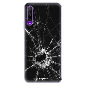 Odolné silikonové pouzdro iSaprio - Broken Glass 10 na mobil Honor 9X Pro