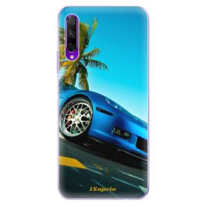 Odolné silikonové pouzdro iSaprio - Car 10 na mobil Honor 9X Pro