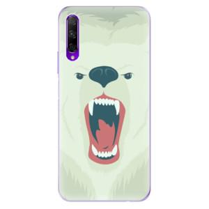 Odolné silikonové pouzdro iSaprio - Angry Bear na mobil Honor 9X Pro