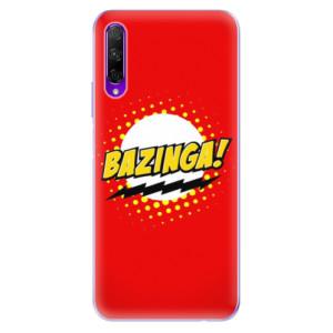 Odolné silikonové pouzdro iSaprio - Bazinga 01 na mobil Honor 9X Pro
