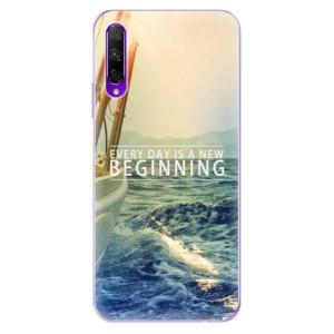 Odolné silikonové pouzdro iSaprio - Beginning na mobil Honor 9X Pro