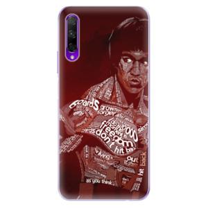 Odolné silikonové pouzdro iSaprio - Bruce Lee na mobil Honor 9X Pro
