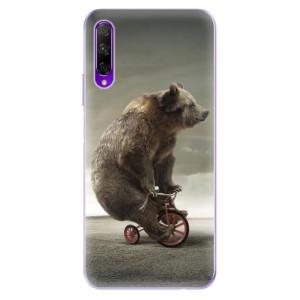 Odolné silikonové pouzdro iSaprio - Bear 01 na mobil Honor 9X Pro