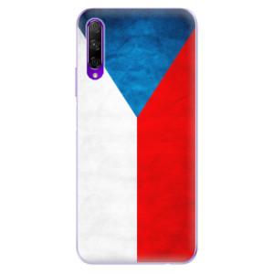 Odolné silikonové pouzdro iSaprio - Czech Flag na mobil Honor 9X Pro