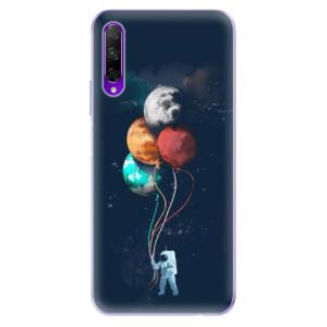 Odolné silikonové pouzdro iSaprio - Balloons 02 na mobil Honor 9X Pro