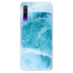 Odolné silikonové pouzdro iSaprio - Blue Marble na mobil Honor 9X Pro