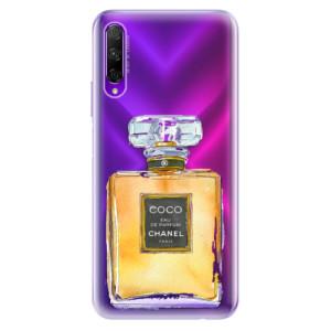 Odolné silikonové pouzdro iSaprio - Chanel Gold na mobil Honor 9X Pro