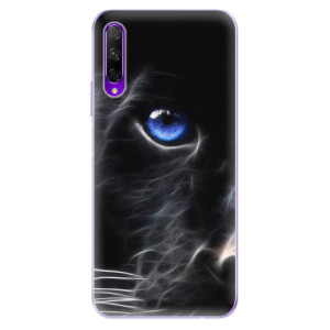 Odolné silikonové pouzdro iSaprio - Black Puma na mobil Honor 9X Pro