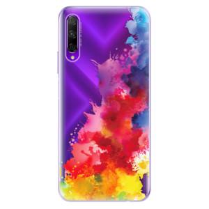 Odolné silikonové pouzdro iSaprio - Color Splash 01 na mobil Honor 9X Pro