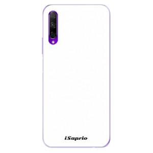 Odolné silikonové pouzdro iSaprio - 4Pure - bílé na mobil Honor 9X Pro