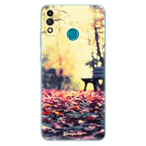Odolné silikonové pouzdro iSaprio - Bench 01 na mobil Honor 9X Lite