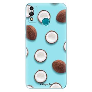 Odolné silikonové pouzdro iSaprio - Coconut 01 na mobil Honor 9X Lite