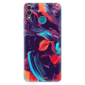 Odolné silikonové pouzdro iSaprio - Color Marble 19 na mobil Honor 9X Lite