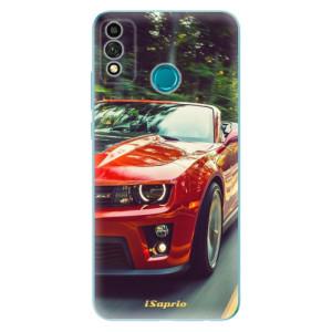 Odolné silikonové pouzdro iSaprio - Chevrolet 02 na mobil Honor 9X Lite