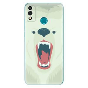 Odolné silikonové pouzdro iSaprio - Angry Bear na mobil Honor 9X Lite
