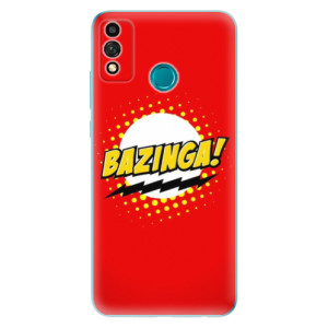 Odolné silikonové pouzdro iSaprio - Bazinga 01 na mobil Honor 9X Lite