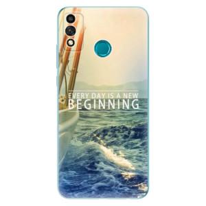 Odolné silikonové pouzdro iSaprio - Beginning na mobil Honor 9X Lite