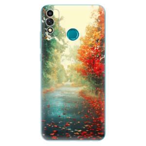 Odolné silikonové pouzdro iSaprio - Autumn 03 na mobil Honor 9X Lite