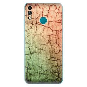 Odolné silikonové pouzdro iSaprio - Cracked Wall 01 na mobil Honor 9X Lite