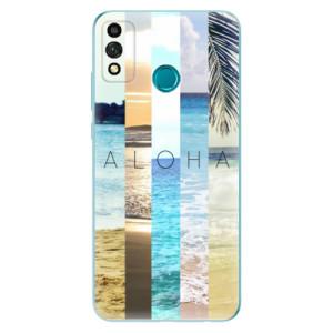 Odolné silikonové pouzdro iSaprio - Aloha 02 na mobil Honor 9X Lite